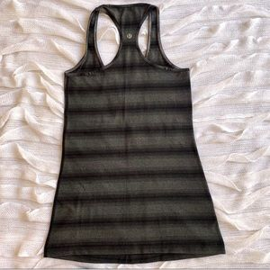 Like new, Lululemon Razorback Tank